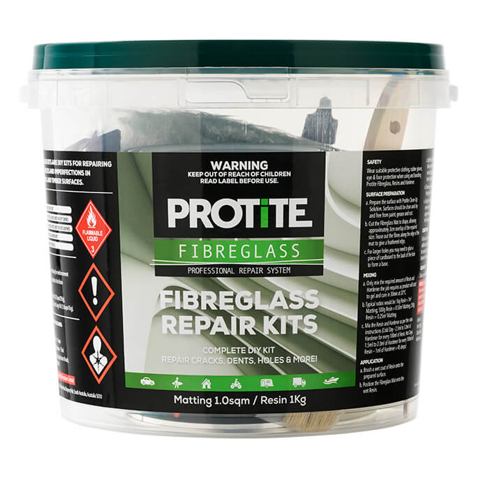 Protite Fibreglass Repair Kit